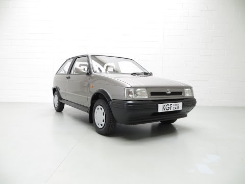 A Collectable System Porsche Mk1 Seat Ibiza CLXi With An Amazing 12,499 Miles From New. SOLD!