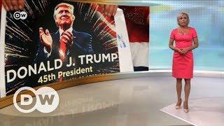 ГРУ помогло Трампу стать президентом? - DW Новости (06.06.2017)