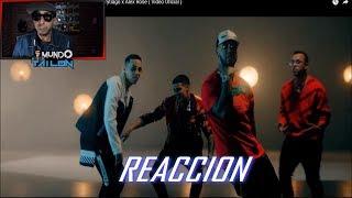 [Reaccion] A Solas Remix - Lunay x Lyanno x Anuel AA x Brytiago x Alex Rose ( Video Oficial )