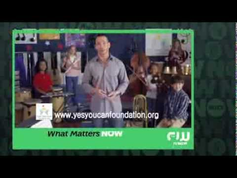 PSA for YES YOU CAN! Music Foundation  Dan Gardner Founded in July 2008