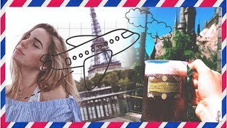 ✿ VLOG ✿ PARIS & LA ☼