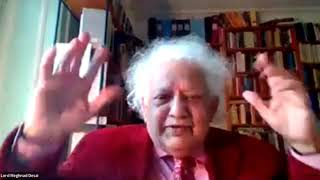Kitaab : Launch of Lord Meghnad Desai's autobiography
