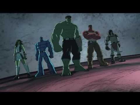 Hulk és a Z.Ú.Z.D.A. ügynökei (2013)    online
