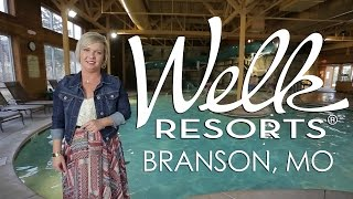 Exploring Welk Resort Branson - Branson Missouri  Video