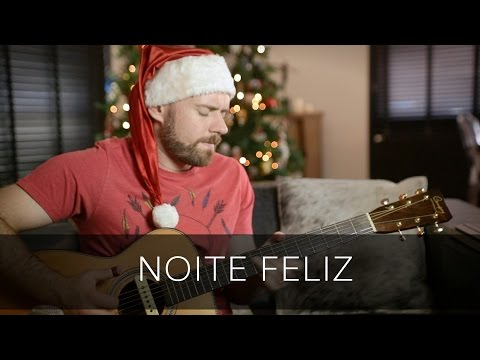 SILENT NIGHT - Acoustic Fingerstyle Guitar Cover