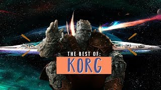 THE BEST OF MARVEL: Korg