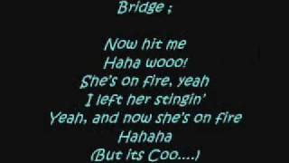 Lil Wayne On Fire Lyrics