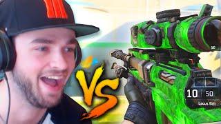 SNIPERS vs RUNNERS! (Black Ops 3 - Custom Mini Game!) w/ Ali-A