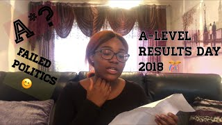 A-LEVEL RESULTS DAY 2018 (& a good rant)