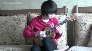 Mission Impossible - Sungha Jung (Ukulele)