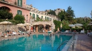 preview picture of video 'Grand Hotel Timeo, Sicily, Italy - Unravel Travel TV'