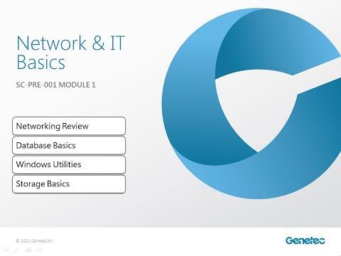 Network and IT basics - YouTube