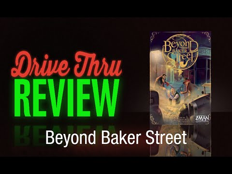 "[DriveThruReview] #519: ""The game is afoot..."""
