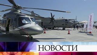 Первый в истории Турции международный авиасалон начал свою работу в Анталье.