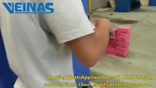 Veinas cutting machine for EPE
