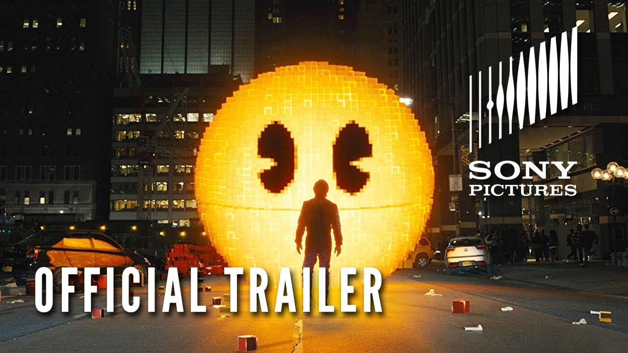 Trailer för Pixels
