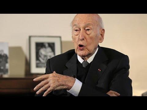 Γαλλία: Πέθανε ο πρώην πρόεδρος Βαλερί Ζισκάρ Ντ' Εσταίν…