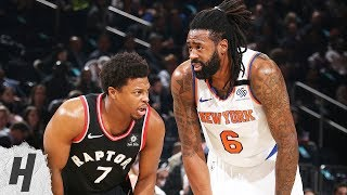 Toronto Raptors Vs New York Knicks - Full Game Highlights   March 28, 2019   2018-19 NBA Season