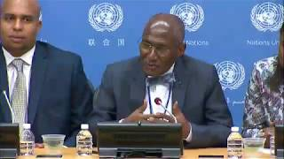 Harnessing the Demographic Dividend through Investments in Youth - Press Conference (19 May 2017)