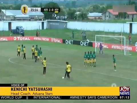 CAF Confederation Cup - AM Sports on JoyNews (19-7-18)