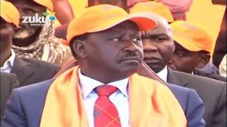 Raila Odinga: Road to Statehouse
