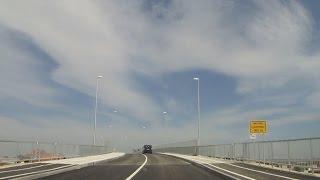 Vožnja preko nadvoza v Ljutomeru