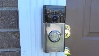 Ring Video Doorbell Review!