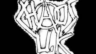 Chaos U.K - Hate