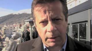 Carlos Moreira at Davos 2011
