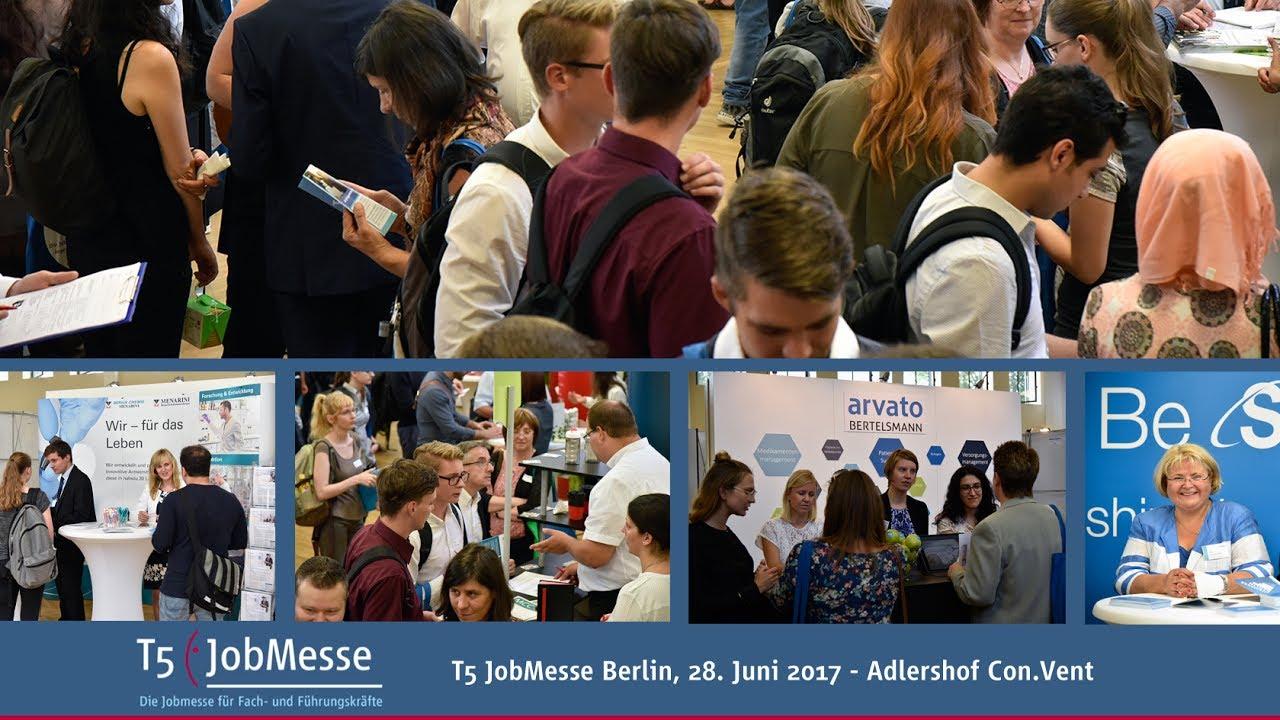 T5 JobMesse Berlin 2017