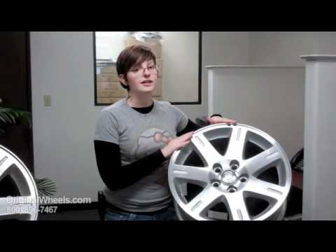 LHS Rims & LHS Wheels - Video of Chrysler Factory, Original, OEM, stock new & used rim Co.