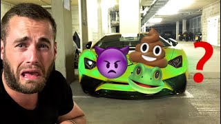 I RUINED MY LAMBORGHINI!