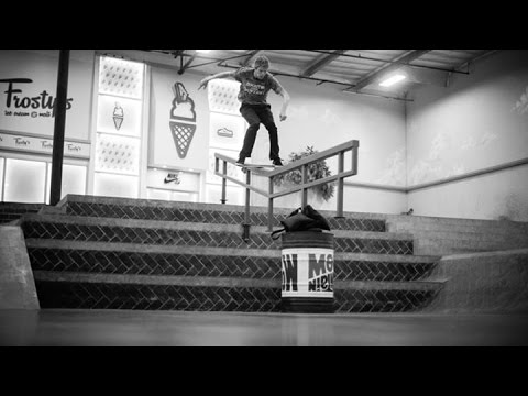 Taylor Kirby Vs The Most Sackable Rail Ever