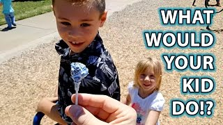 Download Video Child Predator Social Experiment: Would YOUR KID Take Candy From a Stranger? MP3 3GP MP4