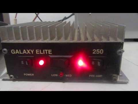 Download Palomar Elite 400 Mobile Linear Amplifier Video 3GP