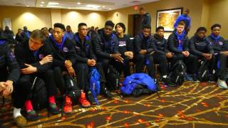 Markelle Fultz Finds Out He's a McDonald's All American