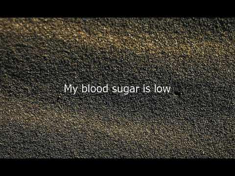 Disminución en los productos de azúcar en la sangre