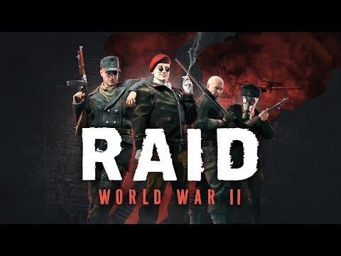 RAID: World War II - Trailer thumbnail