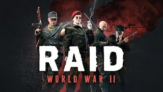 RAID: World War II video
