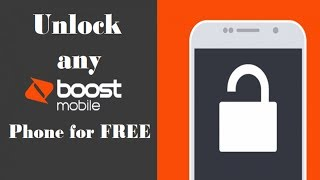 Unlock Boost Mobile - How to unlock a Boost Mobile phone free