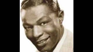 """The More I See You""  Nat King Cole"