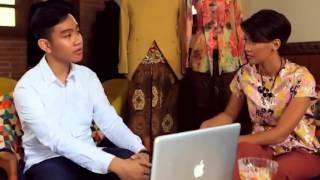 Ucapan anak Presiden Jokowi ini bikin Kagum jutaan Netizen