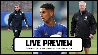Live preview | Newcastle v Leicester