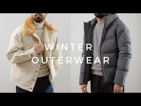 Top 10 Winter Jackets & Coats For Men