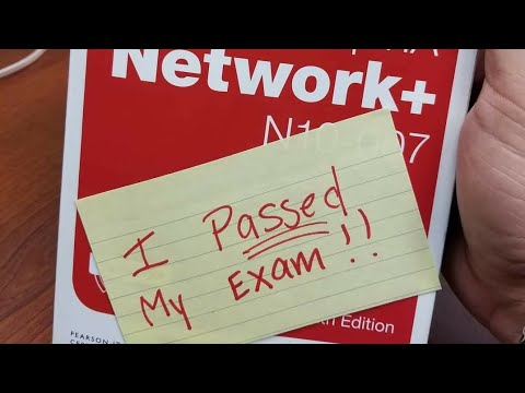 How I Passed The CompTIA Network+ Exam | Tips, Tools, and ...