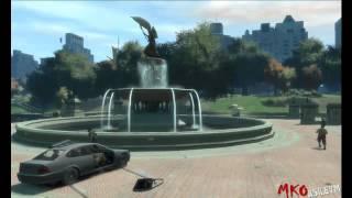 Прохождение игры GTA 4: Миссия 56 - Meltdown