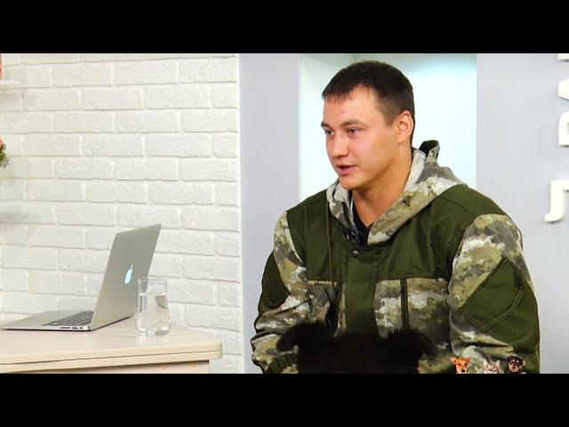 Гость программы «Новый день» Вадим Матвиенко