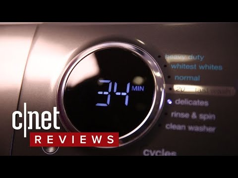 Electrolux EFLW417SIW washing machine review