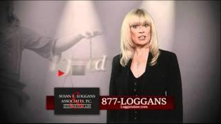 Susan E. Loggans & Associates Auto Accidents video