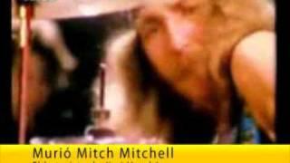 Murió Mitch Mitchell, el baterista de Jimy Hendrix